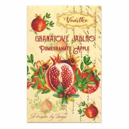 soaptree prirodni vonitko do pradla granatove jablko