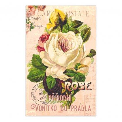 soaptree prirodni vonitko do pradla rose