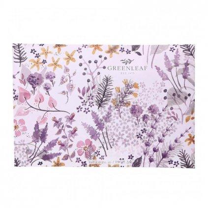 Greenleaf lavender sacek