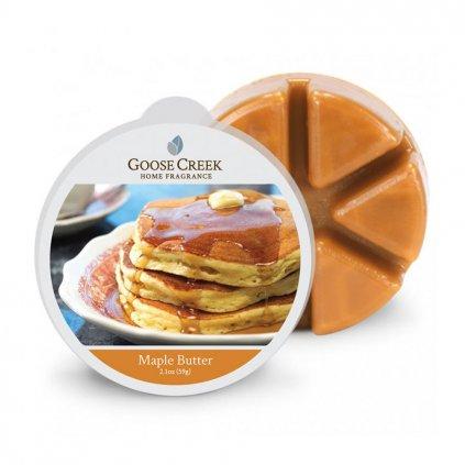 goose creek maple butter vosk