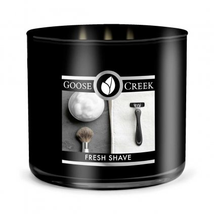 goose creek Fresh Shave svicka 411 g