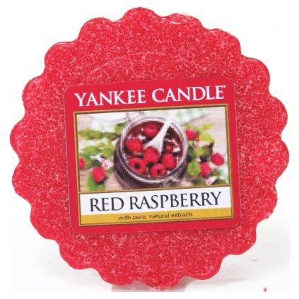 Yankee Candle - vonný vosk Red Raspberry 22g