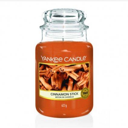 Yankee Candle - vonná svíčka Cinnamon Stick (Skořicová tyčinka) 623g