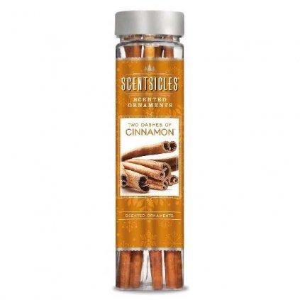ScentSicles - vůně na stromeček Cinnamon, 6 ks