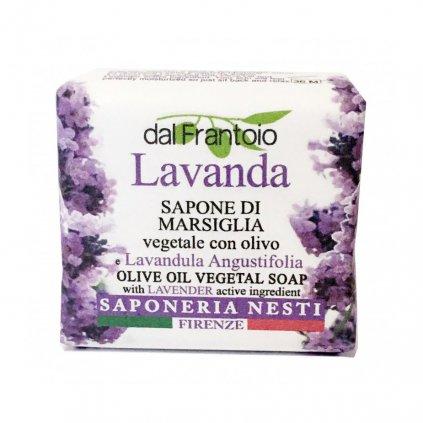 Nesti Dante - přírodní mýdlo Lavanda 100g