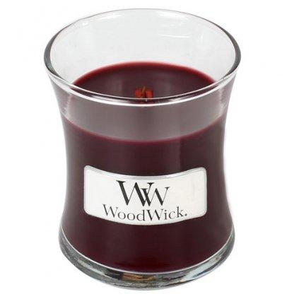 WoodWick - vonná svíčka Maminčina vůně 85g