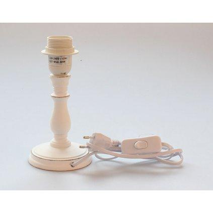 Noha stolní lampy malá (E27)