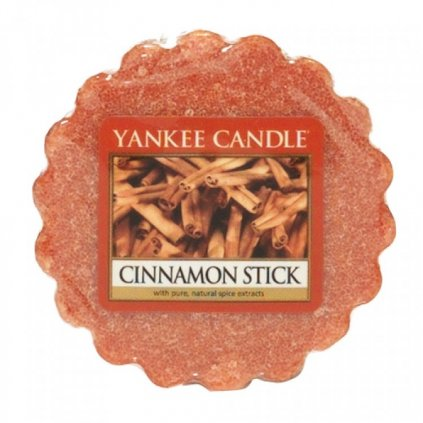 Yankee Candle - vonný vosk Cinnamon Stick 22g