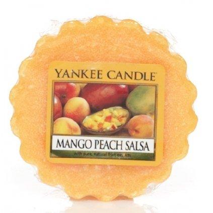 Yankee Candle - vonný vosk Mango Peach Salsa 22g