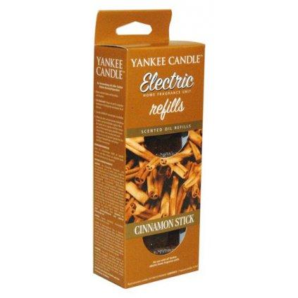 Yankee Candle - náhradní náplň do zásuvky Cinnamon Stick 2 ks