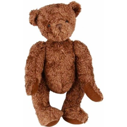 Bukowski - medvídek Bruno kloubový 30 cm