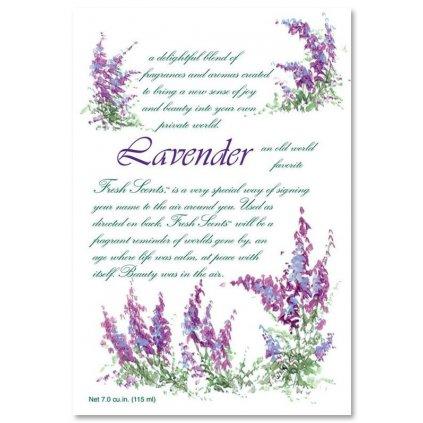Fresh Scents Willowbrook - vonný sáček Lavender 115ml
