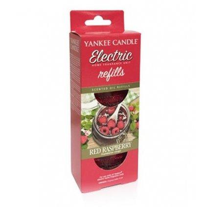 Yankee Candle - náhradní náplň do zásuvky Red Raspberry 2 ks