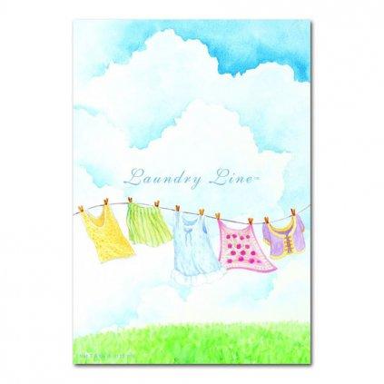 Fresh Scents Willowbrook - vonný sáček Laundry Line 115 ml