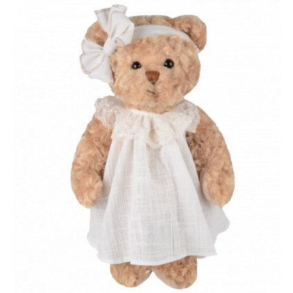 Bukowski - plyšový medvídek Mathilde, 40 cm