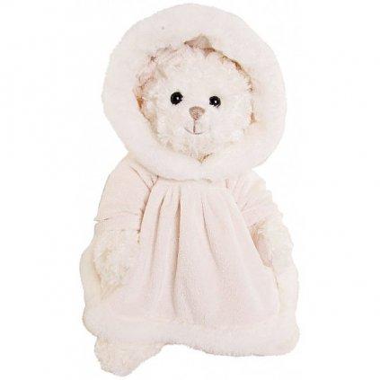 Bukowski - plyšový medvídek Little Teresa White, 25 cm