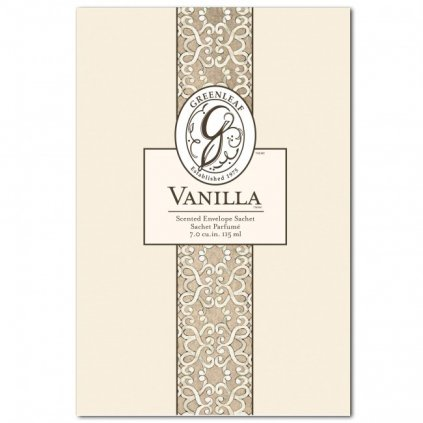 Greenleaf - vonný sáček Vanilla 115ml