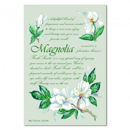 Fresh Scents Willowbrook - vonný sáček Magnolia 115ml