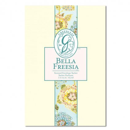 Greenleaf - vonný sáček Bella Freesia 115ml