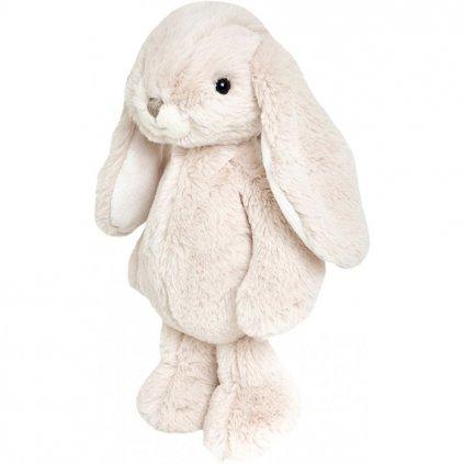 Bukowski - plyšový zajíček Lovely Kanini bílý, 25 cm
