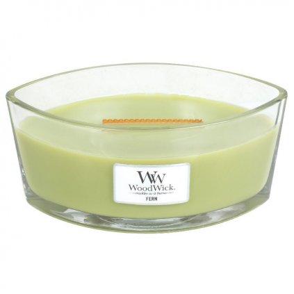 WoodWick - vonná svíčka Kapradina 453g