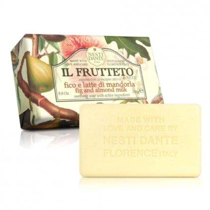 nesti dante fig almond milk mydlo 250 g