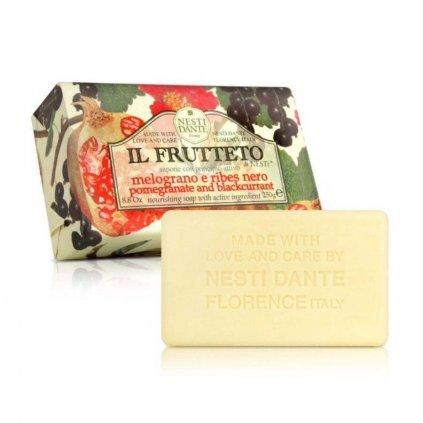 nesti dante pomegranate blackcurrant mydlo 250 g
