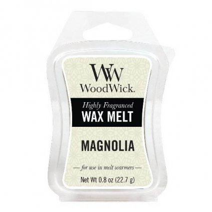 WoodWick vonný vosk Magnolia (Magnólie) 23g