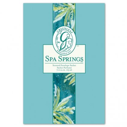 Greenleaf - vonný sáček Spa Springs 115 ml