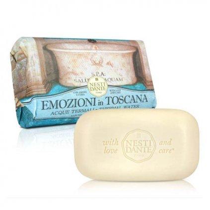 Nesti Dante - přírodní mýdlo Emozioni in Toscana, Termální voda 250g