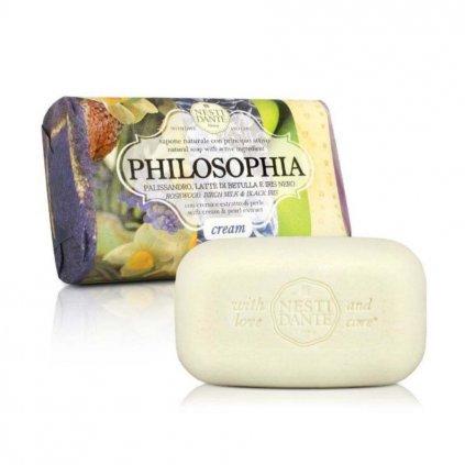 Nesti Dante - přírodní mýdlo Philosophia, Cream 250g