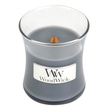 WoodWick - vonná svíčka Evening Onyx (Večerní onyx) 85g