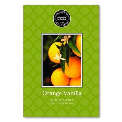 Bridgewater - vonný sáček Orange Vanilla 115ml