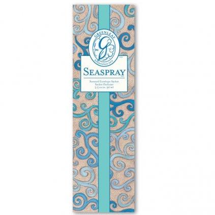 Greenleaf - vonný sáček slim Seaspray 90ml