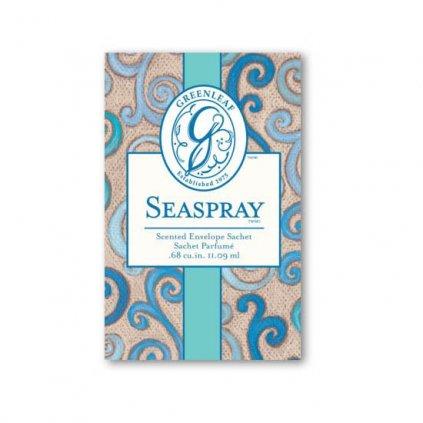 Greenleaf - vonný sáček malý Seaspray 11ml