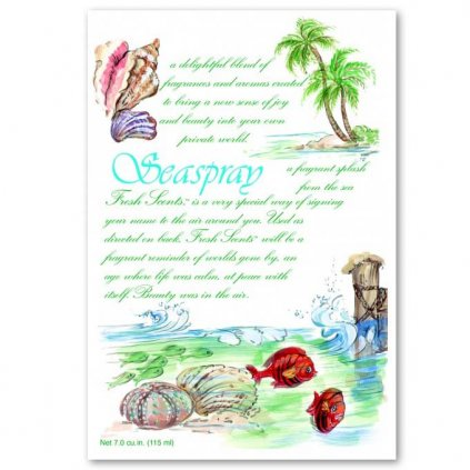 Fresh Scents Willowbrook - vonný sáček Seaspray 115ml