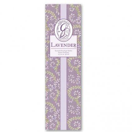 Greenleaf - vonný sáček slim Lavender 90ml