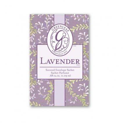 Greenleaf - vonný sáček malý Lavender 11ml