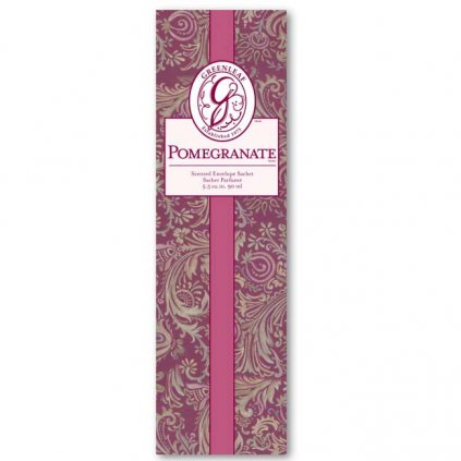 Greenleaf - vonný sáček slim Pomegranate 90ml