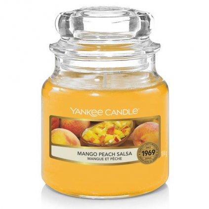 yankee candle mango peach salsa mala svicka