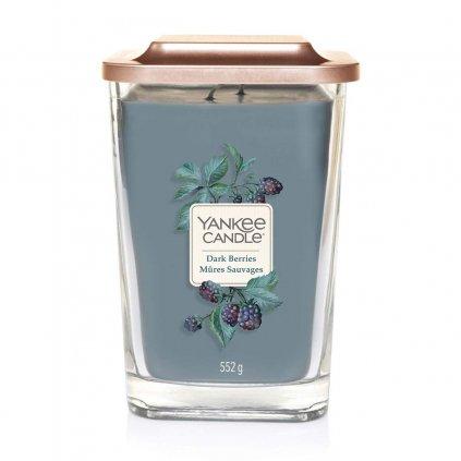 Yankee Candle Elevation - vonná svíčka Dark Berries 552g