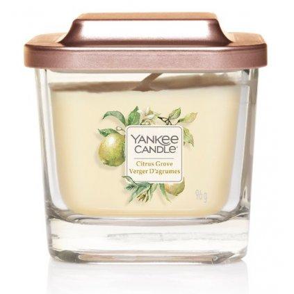 Yankee Candle Elevation - vonná svíčka Citrus Grove 96g