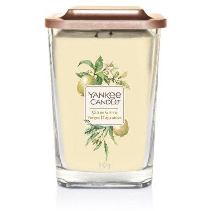 Yankee Candle Elevation - vonná svíčka Citrus Grove 552g