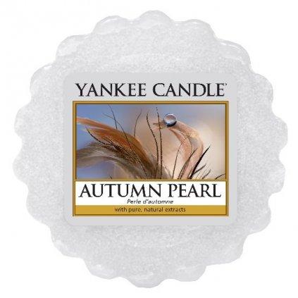 Yankee Candle - vonný vosk Autumn Pearl 22g