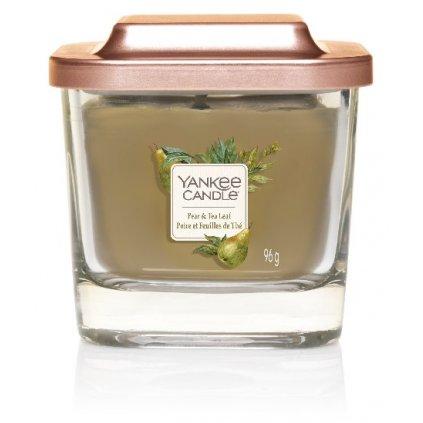 Yankee Candle Elevation - vonná svíčka Pear & Tea Leaf 96g