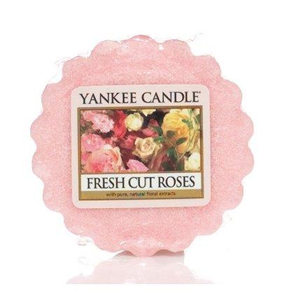Yankee Candle - vonný vosk Fresh Cut Roses