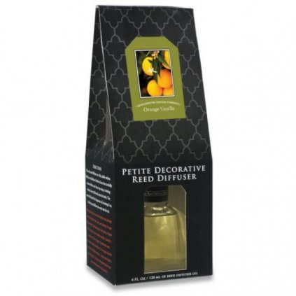 Bridgewater - aroma difuzér Orange Vanilla 120 ml