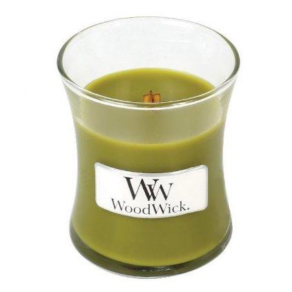 WoodWick - vonná svíčka Košík s jablky 85g