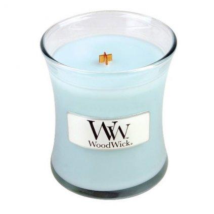 WoodWick - vonná svíčka Čisté pohodlí 85g