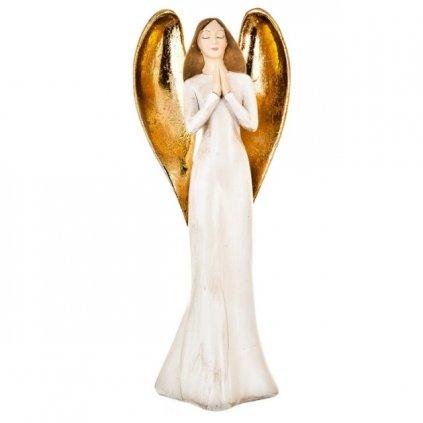 Anděl modlící se, 24 cm